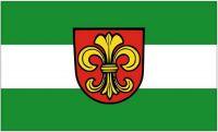 Fahne / Flagge Westhausen Württemberg 90 x 150 cm