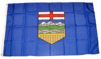 Flagge / Fahne Kanada - Alberta Hissflagge 90 x 150 cm