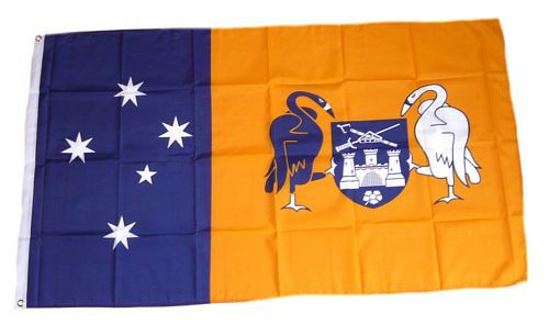 Flagge / Fahne Australien - Capital Territory Hissflagge 90 x 150 cm