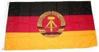 Fahne / Flagge DDR 60 x 90 cm