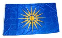 Fahne / Flagge Griechenland Mazedonien 90 x 150 cm