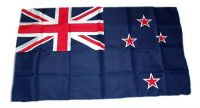 Fahne / Flagge Neuseeland 30 x 45 cm