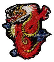 Aufnäher Patch Chinesischer Drache