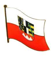 Flaggen Pin Oberfranken NEU Fahne Flagge Anstecknadel