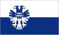 Fahne / Flagge Niederlande - Arnheim 90 x 150 cm