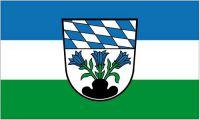 Flagge / Fahne Plattling 90 x 150 cm