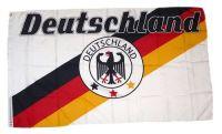 Fahne / Flagge Deutschland Fußball 8 90 x 150 cm