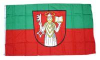 Flagge / Fahne Bremervörde Hissflagge 90 x 150 cm