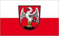 Flagge / Fahne Markt Schwaben 90 x 150 cm