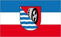 Fahne / Flagge Malente 90 x 150 cm