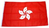 Flagge / Fahne Hong Kong Hissflagge 90 x 150 cm