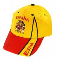 Basecap Spanien