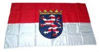 Fahne / Flagge Hessen 30 x 45 cm