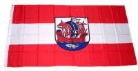 Flagge / Fahne Bremerhaven Hissflagge 90 x 150 cm