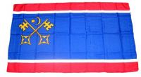 Fahne / Flagge St. Peter Ording 30 x 45 cm