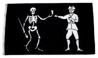 Fahne / Flagge Pirat Jolly Roger 90 x 150 cm