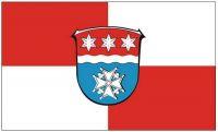 Fahne / Flagge Wohratal 90 x 150 cm
