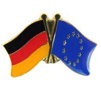 Fahnen Freundschaftspin Anstecker Europa