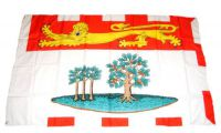 Flagge / Fahne Kanada - Prinz Edward Insel Hissflagge 90 x 150 cm