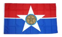 Fahne / Flagge USA - Dallas 90 x 150 cm
