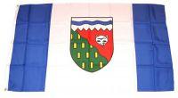 Flagge / Fahne Kanada - Nordwest Territorien Hissflagge 90 x 150 cm