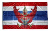 Flagge / Fahne Thailand Wappen Hissflagge 90 x 150 cm