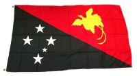 Flagge / Fahne Papua Neuguinea Hissflagge 90 x 150 cm