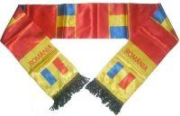 Fan Schal Rumänien