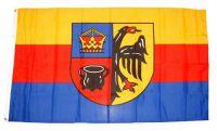 Flagge / Fahne Nordfriesland Hissflagge 90 x 150 cm