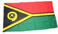 Flagge / Fahne Vanuatu Hissflagge 90 x 150 cm