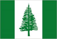 Fahnen Aufkleber Sticker Norfolk Inseln