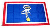 Flagge / Fahne Glückstadt Hissflagge 90 x 150 cm