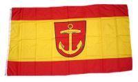 Flagge / Fahne Ludwigshafen Hissflagge 90 x 150 cm
