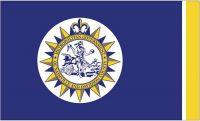Fahne / Flagge USA - Nashville 90 x 150 cm