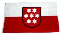 Fahne / Flagge Brandenburg alt 90 x 150 cm