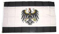Fahne / Flagge Königreich Preußen 60 x 90 cm