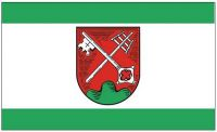 Fahne / Flagge Petersberg Hessen 90 x 150 cm