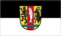 Flagge / Fahne Markt Eckental 90 x 150 cm