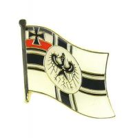 Flaggen Pin Fahne Kaiserliche Marine Pins Anstecknadel