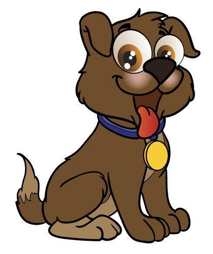 Aufkleber Sticker Hund