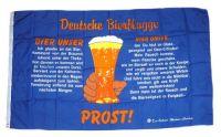 Fahne / Flagge Deutsche Bierflagge 90 x 150 cm