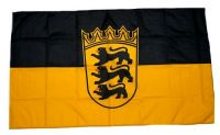 Fahne / Flagge Baden Württemberg 30 x 45 cm