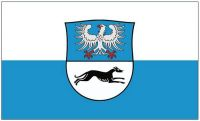 Fahne / Flagge Battenberg Pfalz 90 x 150 cm