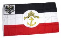 Fahne / Flagge Preußen Staatsfahrzeuge 90 x 150 cm
