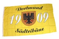 Fahne / Flagge Dortmund Südtribüne 90 x 150 cm