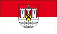 Fahne / Flagge Lößnitz 90 x 150 cm