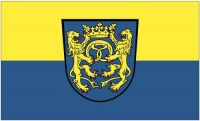 Fahne / Flagge Nörten-Hardenberg 90 x 150 cm