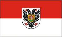 Fahne / Flagge Ortenaukreis 90 x 150 cm