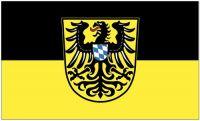 Fahne / Flagge Schongau 90 x 150 cm