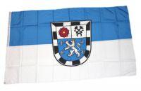 Flagge / Fahne Saarbrücken Hissflagge 90 x 150 cm